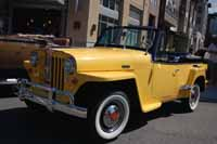 Loads of information, specifications and reference pictures of beautifully restored Jeep Jeepster Phaetons