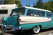 Picture of an awesome 1958 Edsel long-roog wagon