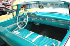 Picture of 1959 Ford Galaxie Skyliner With Gulfstream Blue Interior