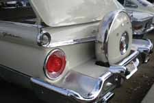 Original Continental Kit for 1959 Ford Galaxie